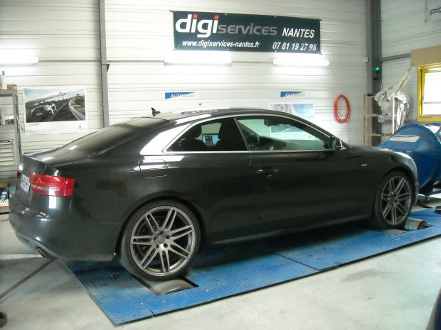 reprog moteur audi a5 3 0 tdi 240cv digiservices nantes. Black Bedroom Furniture Sets. Home Design Ideas