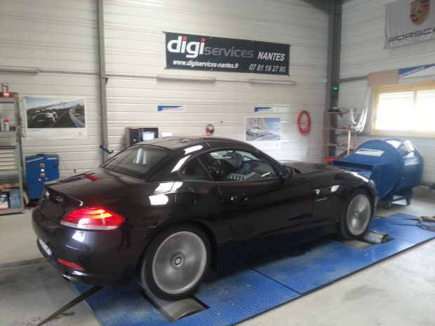 reprogrammation moteur bmw z4 3 5 i 306cv digiservices nantes. Black Bedroom Furniture Sets. Home Design Ideas