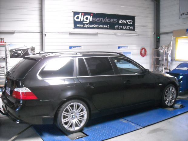 reprogrammation moteur bmw 525d 197cv digiservices nantes. Black Bedroom Furniture Sets. Home Design Ideas
