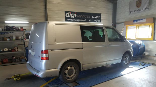 reprogrammation moteur vw transporteur t5 2 0 tdi 180cv digiservices nantes. Black Bedroom Furniture Sets. Home Design Ideas