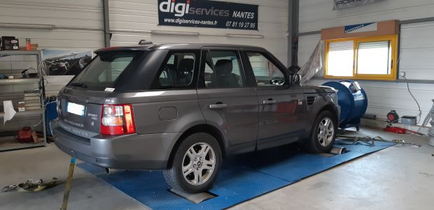 reprogrammation moteur range rover sport 2 7 tdv6 190cv digiservices nantes. Black Bedroom Furniture Sets. Home Design Ideas